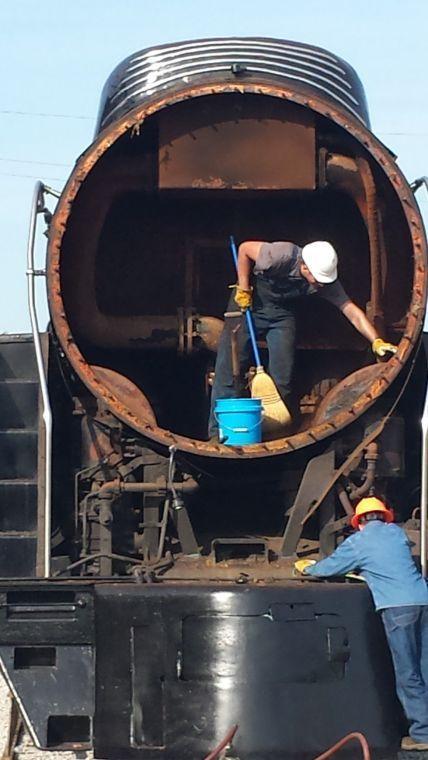 Bill Of Sale Virginia >> Norfolk & Western 611 should steam back into Roanoke this spring   Roanoke News   roanoke.com