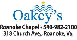 Oakey's Roanoke Chapel