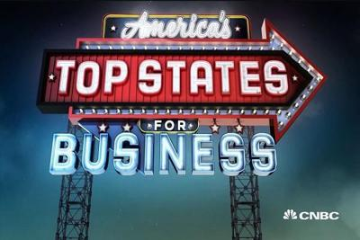 CNBC Top states for business