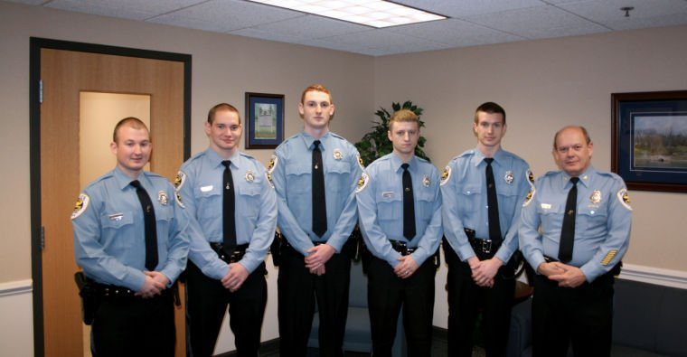 Gas Leak In Car >> Salem Police Department welcomes several new officers ...