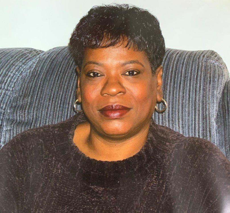 WALKER, Sharon Mae Daniels