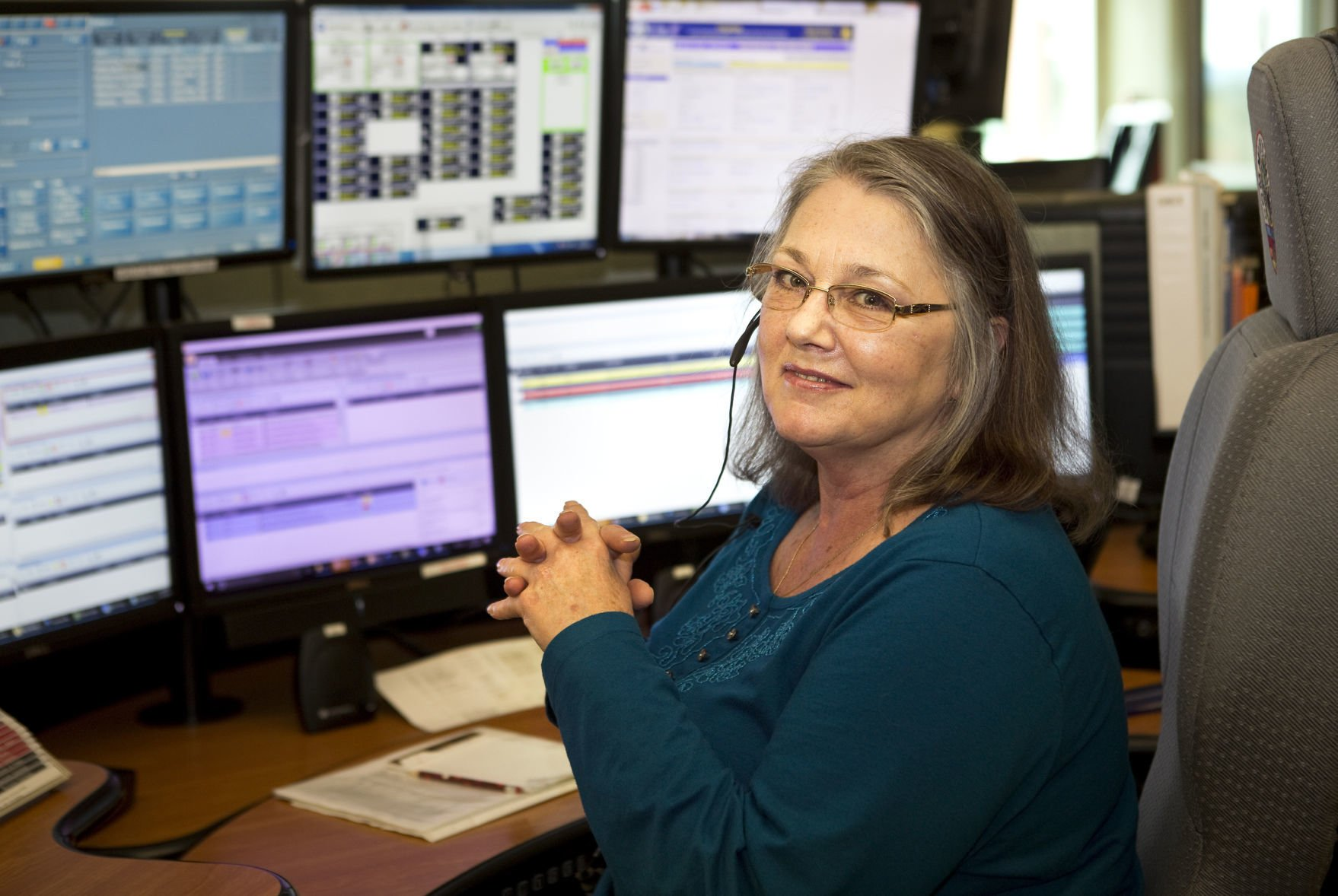 Where to find a dispatcher