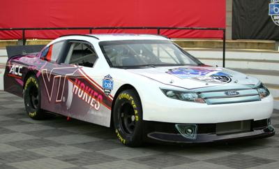 Virginia Tech Belk Bowl NASCAR experience