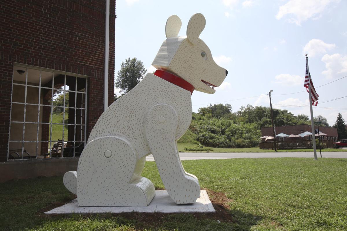 """""""Trojan Dog"""" by Ann Glover"""