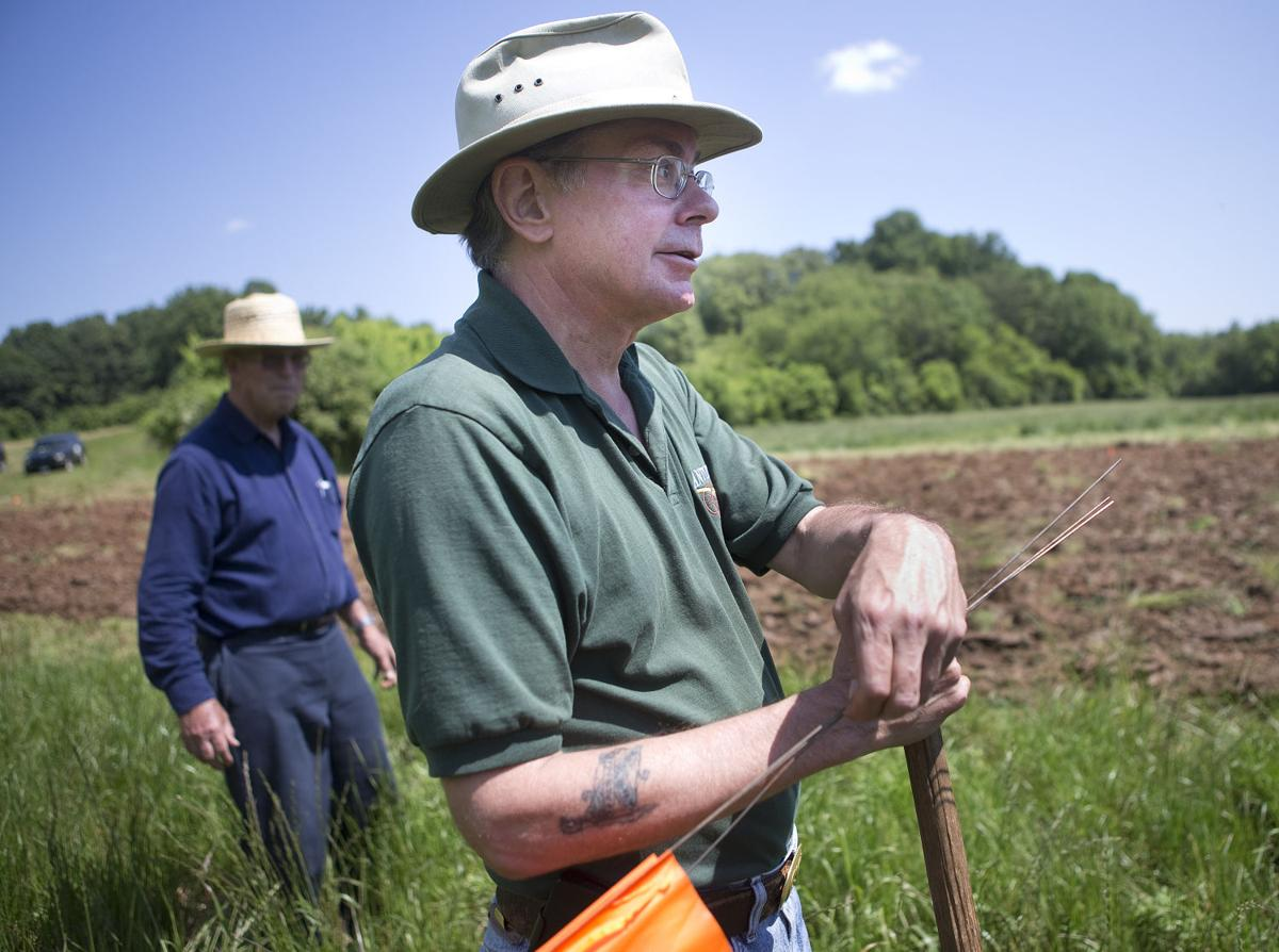 Archaeologists uncover artifacts in Mountain Valley