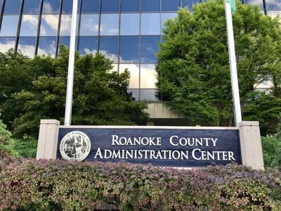 Roanoke County Administration Building (copy)