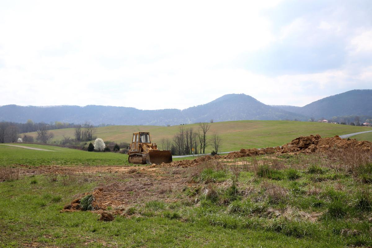Greenfield industrial park Eldor site