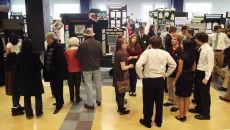 Showcase of smarts at Governor's School science fair (copy)