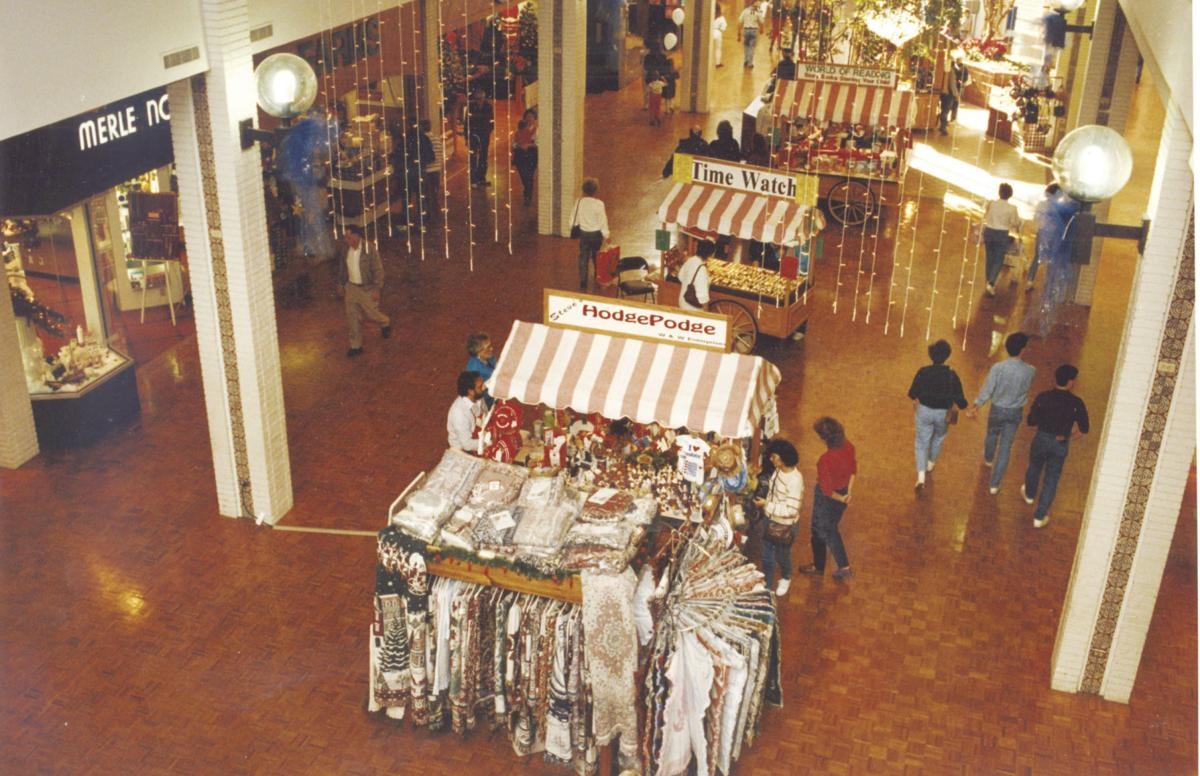 Mall memories remain for a generation of Roanoke Valley mall