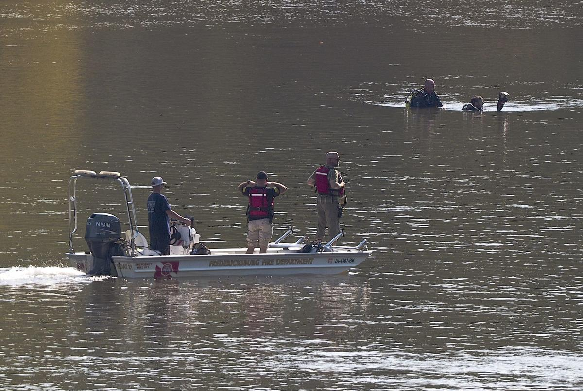 Rappahannock River Search