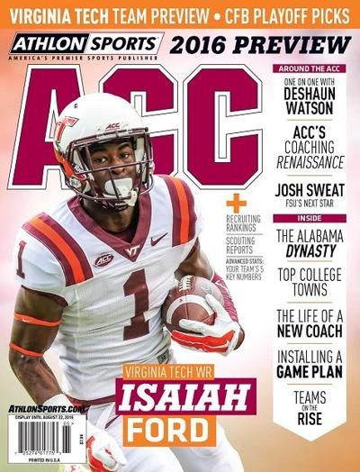 What Do The Preseason Football Magazines Think Of The Hokies Andy