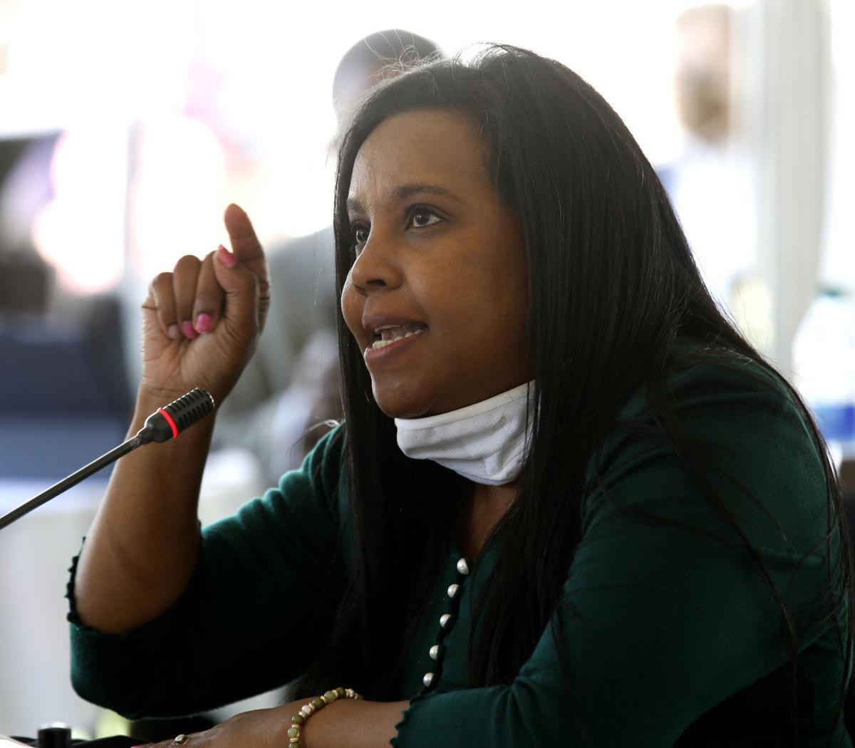 House Majority Leader Charniele Herring, D-Alexandria