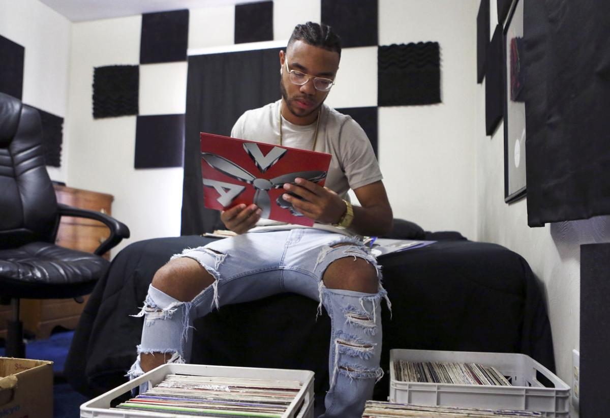 Young Roanoke beat maker finds a \'Major Key\' to success | Music ...