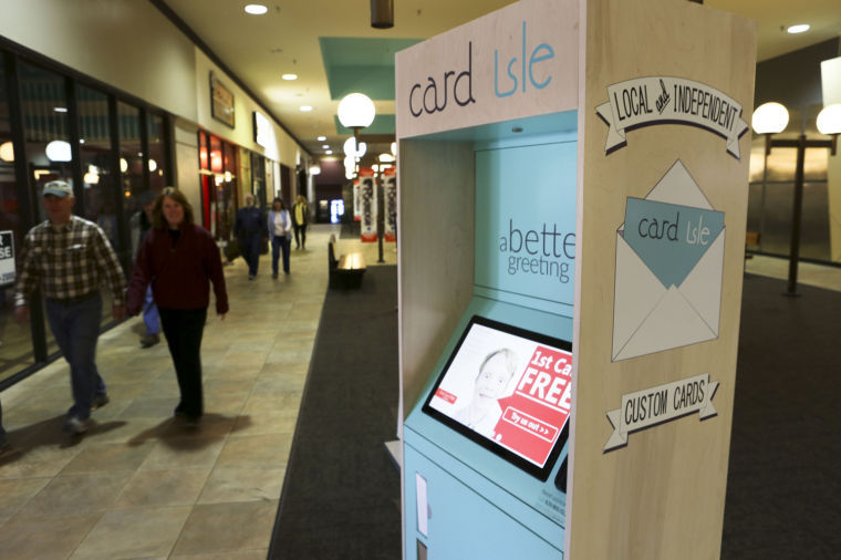 Greeting card startup returns to blacksburg plans to multiply greeting card startup returns to blacksburg plans to multiply kiosks before end of the year m4hsunfo Image collections