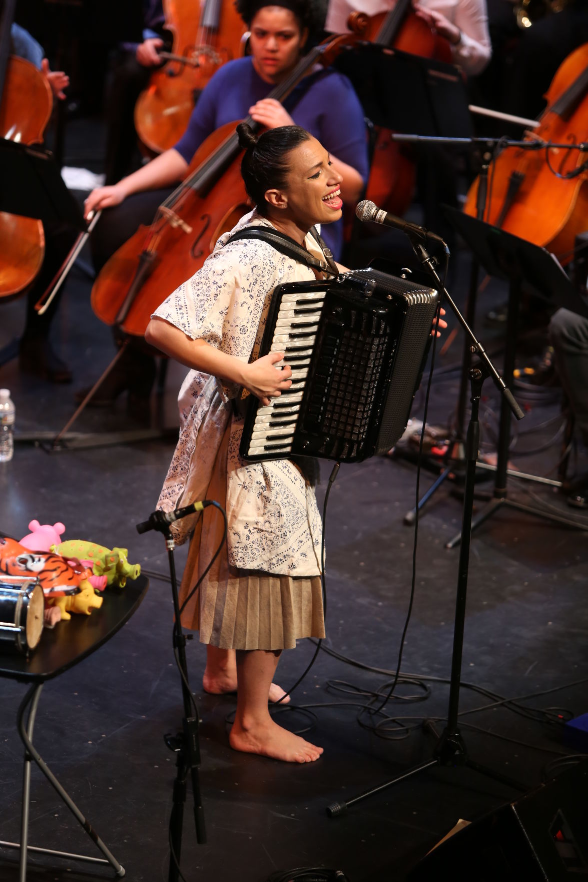 Concert review - In Banda Magda's world, the answer is