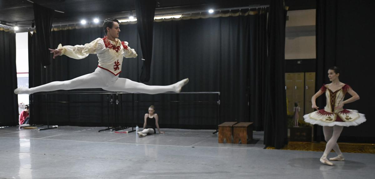 40 seasons of Roanoke Ballet Theatre