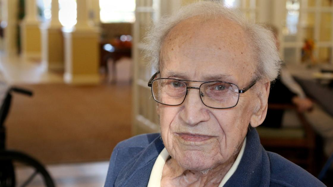 Honoring Our Veterans: 101-year-old, still active in the community, makes history leap off pages