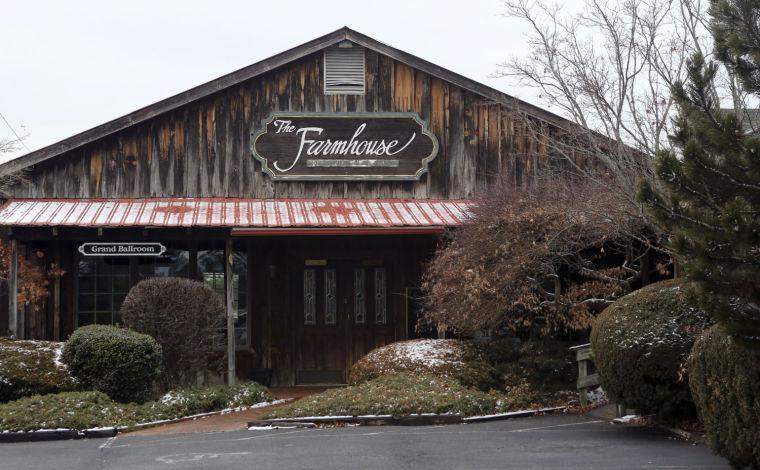 The Farmhouse in Christiansburg