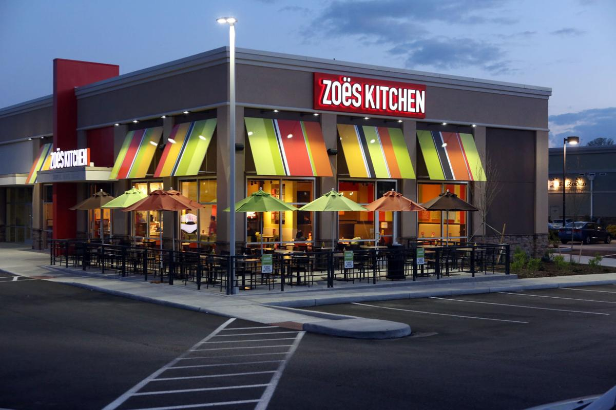 Zoes Kitchen zoes kitchen one of several new merchants coming to towers