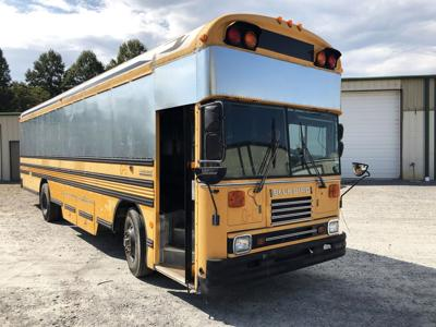 The road less traveled for homeownership: A converted, one-of-a-kind school bus