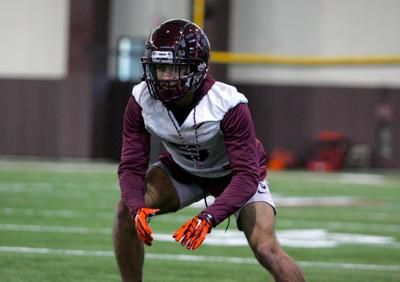 Virginia Tech Spring Practice March 20