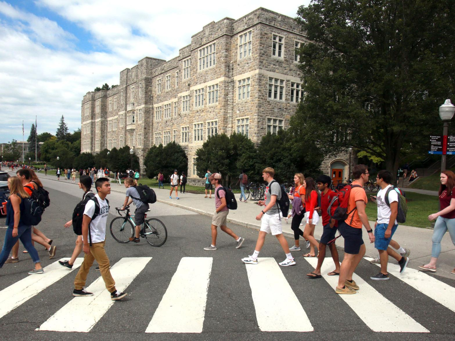 Virginia Tech Radford University Move Classes Online Amid Coronavirus Pandemic Education Roanoke Com