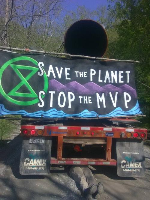 MVP protest