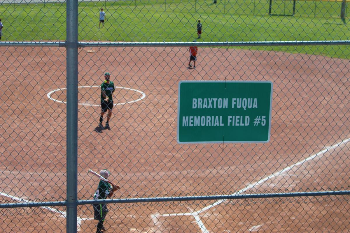BraxtonStrong: Field, mother's foundation honor former Greenbrier