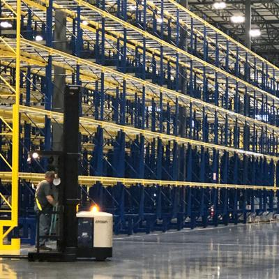 Coopertown S New Lowe Distribution Center Immediately
