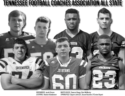 Local Football Players Earn Tnfca All State Honors Sports