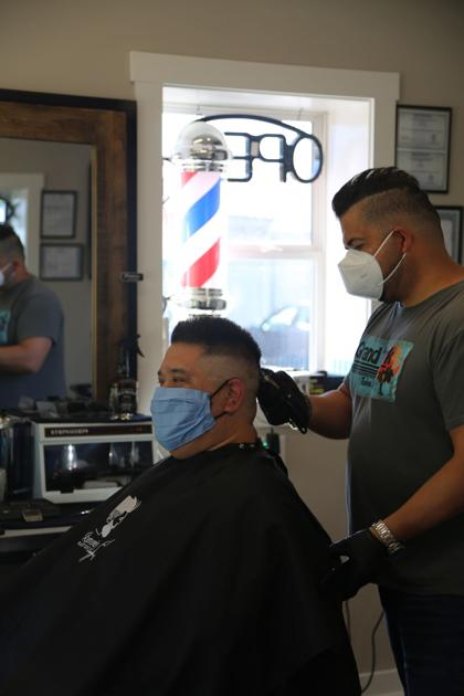 A New Normal For White House Barbershop News
