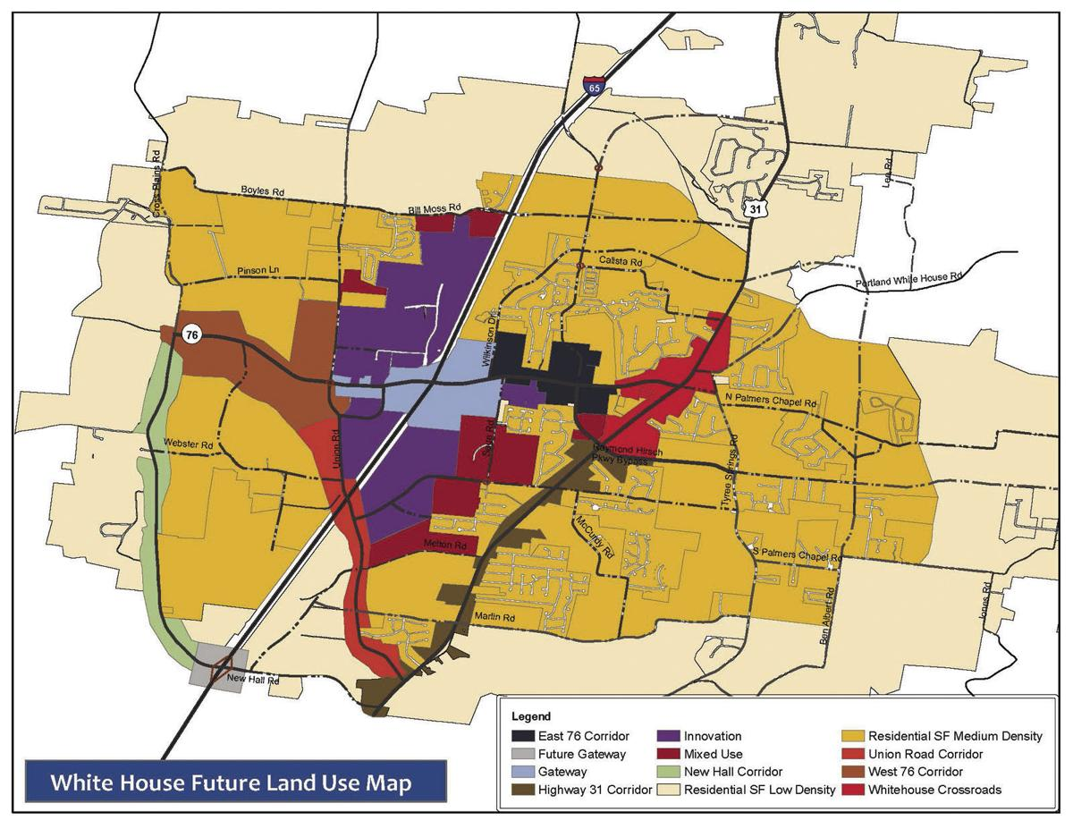Public invited to review new comprehensive plan in White House