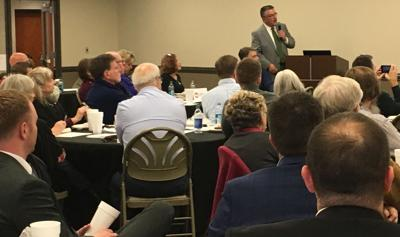 Transit possibilities for county discussed at chamber luncheon
