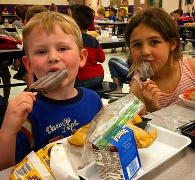 School lunch prices remain low, breakfast remains free