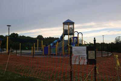 Martin Luther King Jr. Park Playground