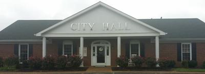 CITY HALL.GREENBRIER