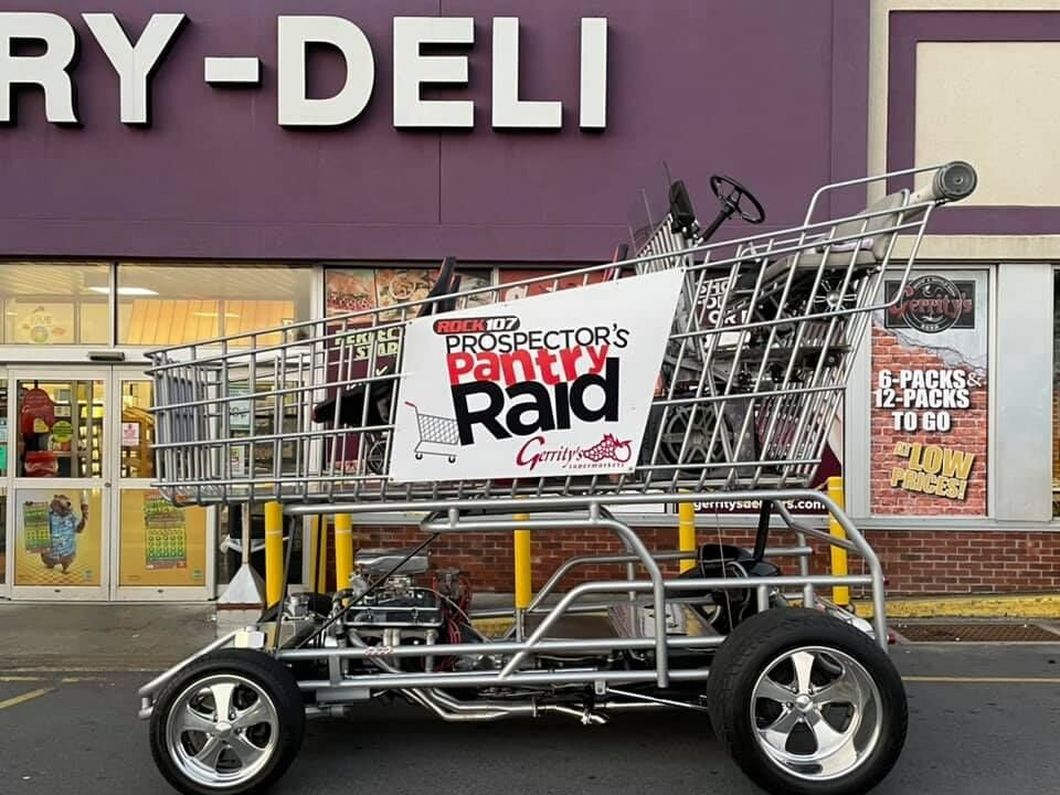 That sure is a Big Cart