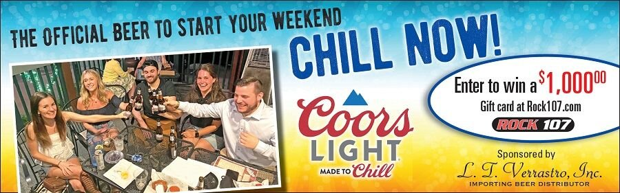 Coors Chill