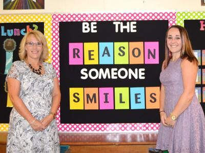 Mother, daughter build tradition of teaching at Lorraine Elementary