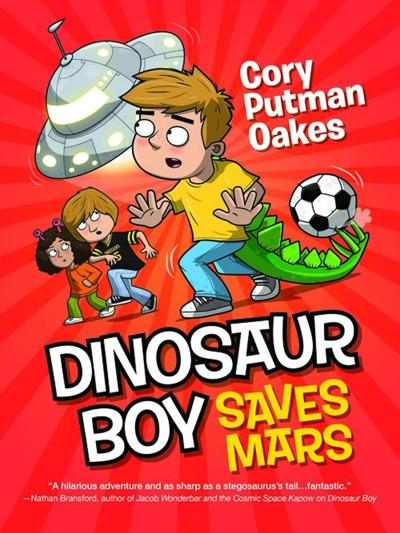 TERRI SCHLICHENMEYER: Young SF fans will get hooked on 'Dinosaur Boy'
