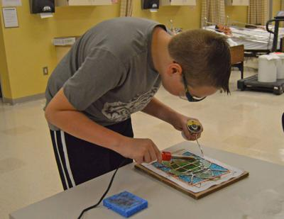 Creativity emphasized at annual summer camp