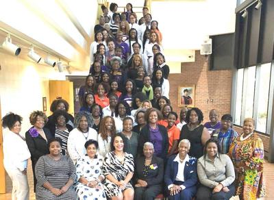 NCNW holds state height leadership training