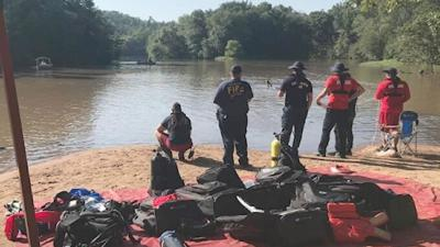 Bodies of man and teen recovered from Alcovy River at Factory Shoals Park
