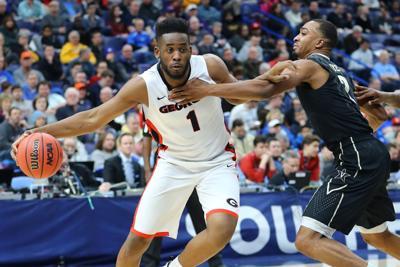 NCAA Basketball: SEC Conference Tournament-Georgia vs Vanderbilt