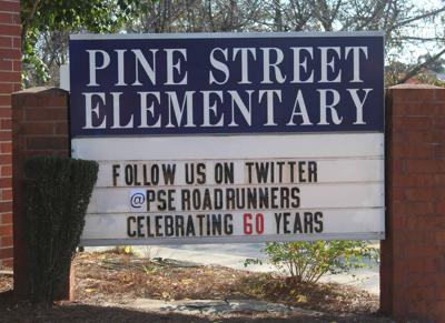 Pine Street Elementary proceeding with 60th anniversary project