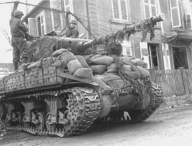 Sherman Tank of the 14th Armored Division.jpg
