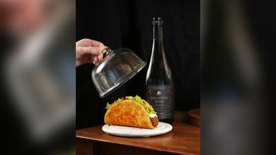 Taco Bell is now selling its own custom wine