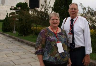 Vietnam vet makes trip to Taiwan to honor father's WW II service