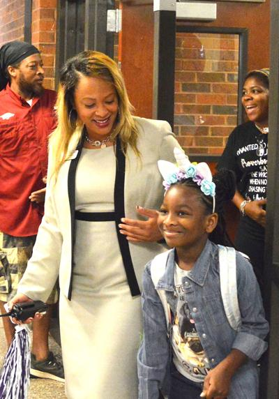 Fairview Elementary students ready for first day of school