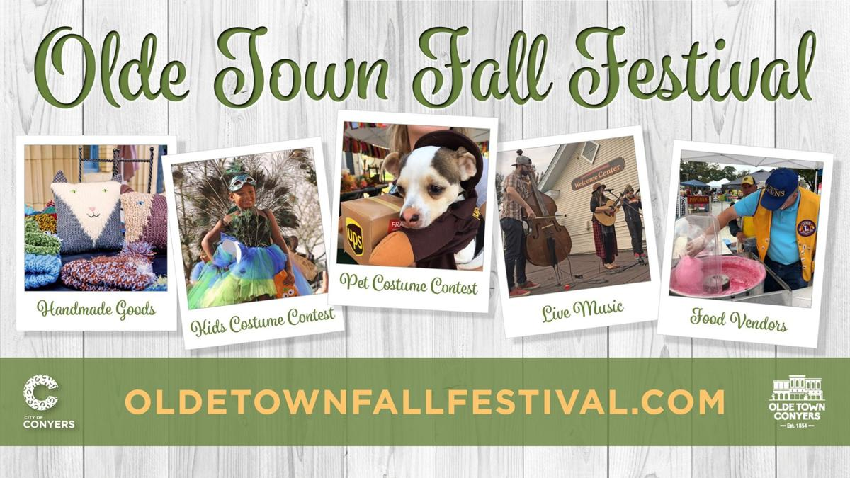 Conyers Fall Festival 2020.Pumpkin Gourds And More 8 Events In Conyers And Covington